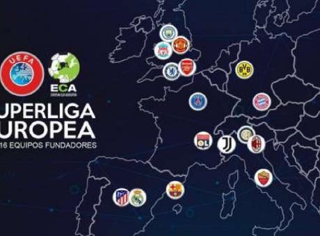 Torna l'idea 'Superlega': le big inglesi spingono, la Fifa ci pensa e la  Uefa trema. Finanziamento da 6 miliardi   Primapagina   Calciomercato.com