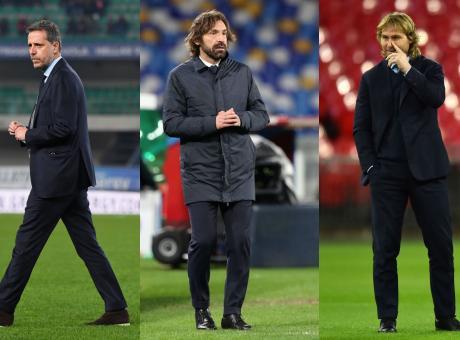 Il vento che tira alla Juve: Pirlo-Paratici-Nedved, il trio si sostiene per  non essere spazzato via | Primapagina | Calciomercato.com