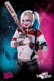 Suicide Squad - Harley Quinn Poster, Plakat | 3+1 GRATIS bei Europosters