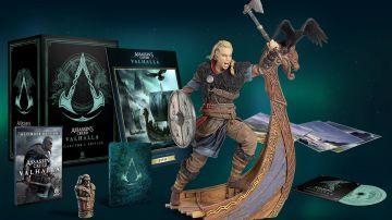 Video assassin's creed valhalla: tutti i dettagli su gold, ultimate e collector's edition