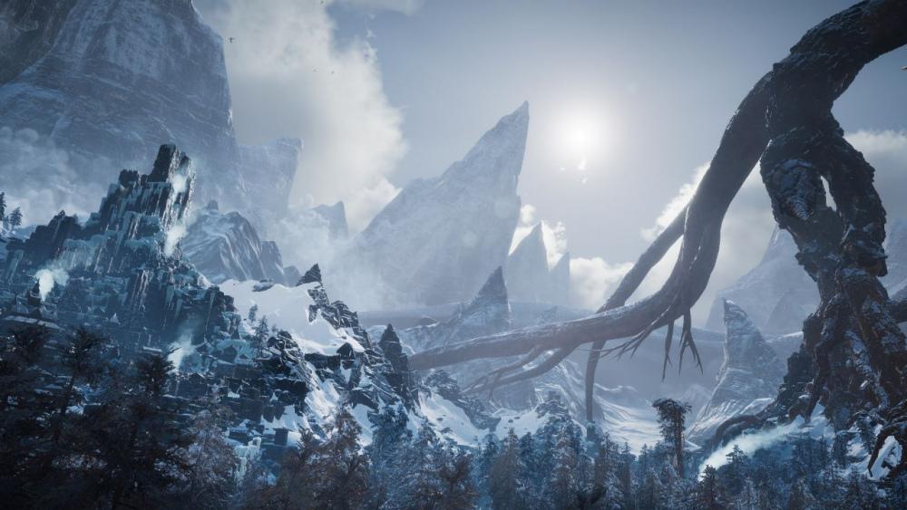 Assassin's Creed Valhalla, Asgard e Jotunheim saranno esplorabili: prime immagini