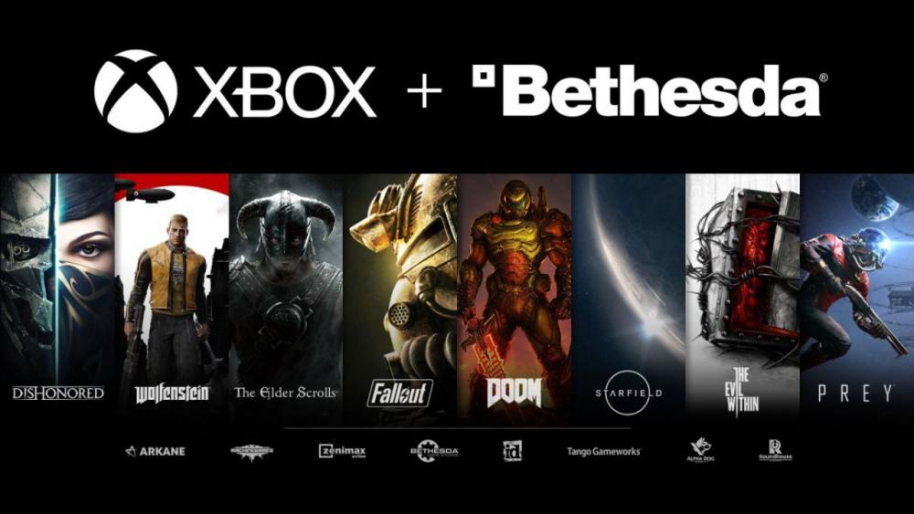 Bethesda x Microsoft: lo studio di Wolfenstein potrà fare giochi più belli