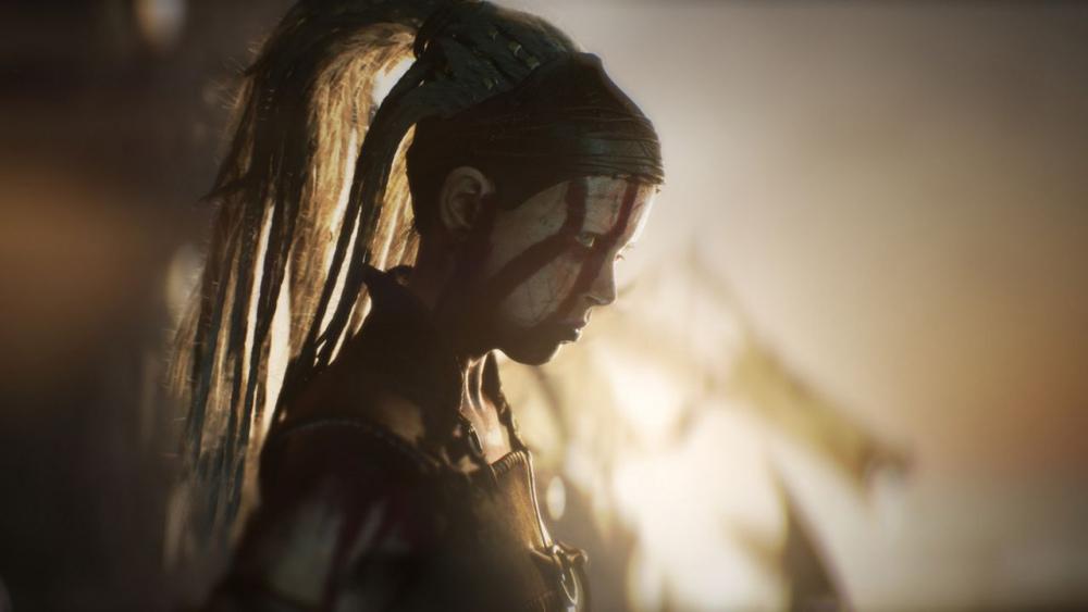 Hellblade 2: illuminazione ai limiti del fotorealismo nella nuova immagine con Senua
