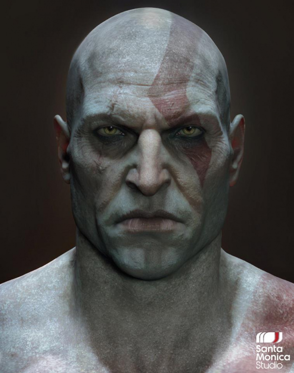 God of War: Sony Santa Monica ha tagliato la barba a Kratos per mostrarci il suo volto maturo