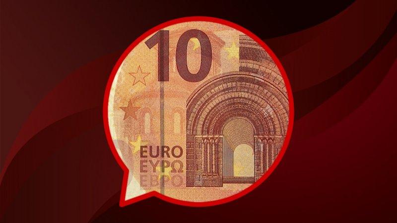 Aumento 10 Euro Parliamone