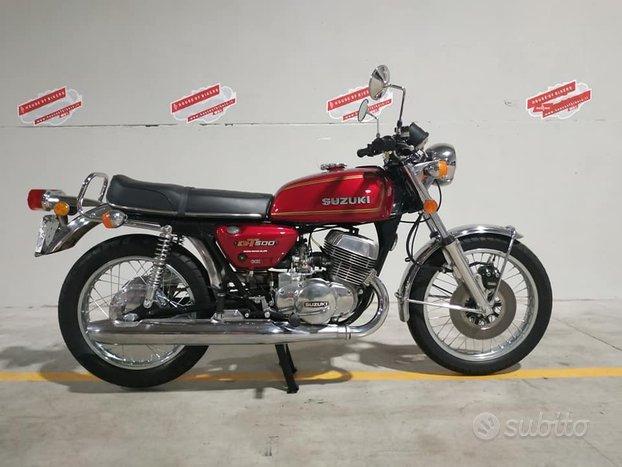 Suzuki gt 500 - 1980