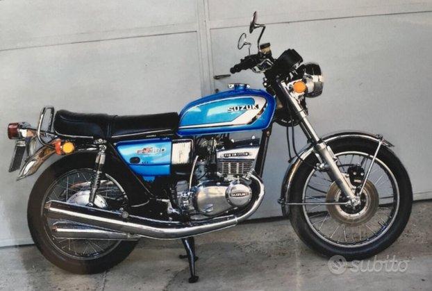 Suzuki gt 380 modello L