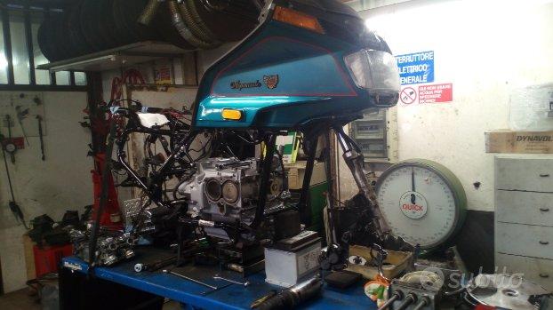 Honda Goldwing GL 1200 Aspencade (sc14)