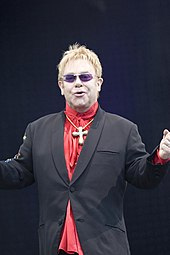 Risultati immagini per Elton John