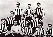 Foot-Ball Club Juventus 1904-1905 - Wikipedia