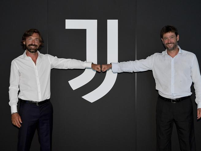Juventus, Pirlo nuovo allenatore: ufficiale il contratto biennale ...