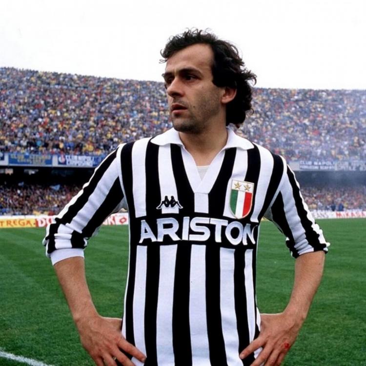 Maglia storica Juventus Platini | Retrofootball®